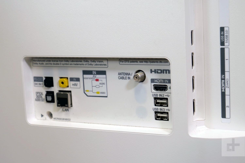 Телевизор LG OLED C8 (55,65,75