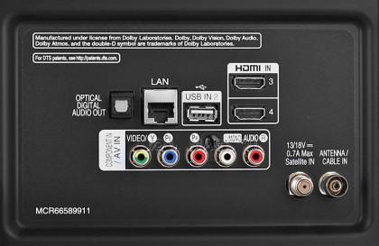 Телевизор LG UK6950 (43,50,55,65,70